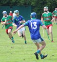 Bitter Disappointment for Minor Hurlers in MHL2