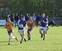 Disappointment for Intermediate Men Footballers in DIFC Rd 2