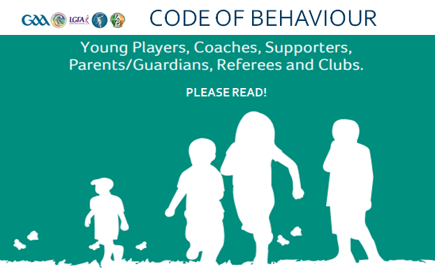 New GAA Code of Behaviour