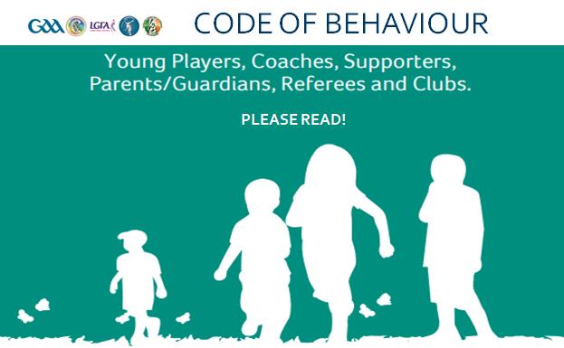 New GAA Code of Behaviour