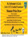 Girls U15 Fundraiser -Great Prize Draw & Tickets Available