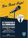 Live Band Girls U15 Fundraiser - 29th June