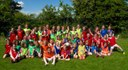Girls Mini All-Ireland Finals at Broomfield June 12th 2016