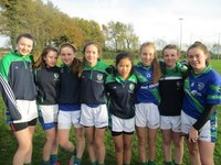Girls' Under 14s Division 2 Play-Off Winners