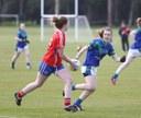 Senior Ladies outstanding against Clontarf