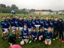 Malahide Under 10 Gaelic Footballers Win Dublin Community Games Championship