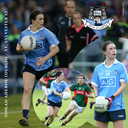 Best wishes to Sinead at the Ladies All Stars tonight