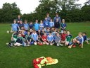 St Sylvesters Hurling Camp 2016