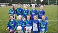 U12 Girls stun Westmanstown Gaels with a super display of football