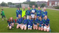 U12 Girls unable to recover from poor start against O'Tooles.