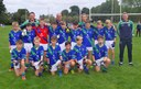 U12s take Div1 football title with great win over Crokes