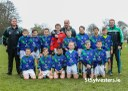 U12s win in Div1 against Donabate