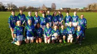 U13 Girls continue with  a great display against Ballymun Kickhams