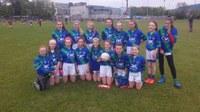 U13 Girls ease past Naomh Olaf