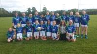 U13 Girls overcome Kilmacud Crokes