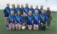 U13 Girls start season with a great display against Ballinteer St Johns B