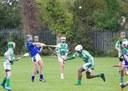 U13 hurlers lose to strong Erin go Bragh
