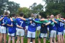 U15A Footballers finish season with a brave effort in championship semi final