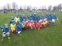U8s hurling at Whitehall and O'Tooles