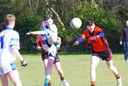 Win and a loss in U16 football championship