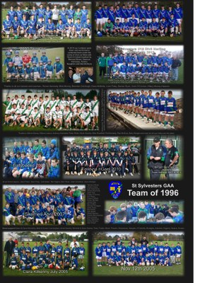 Team of '96 Collage