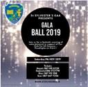 St Sylvester's Gala Ball 2019 -Sat 9th November 2019