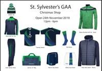 Syls Christmas Shop Announced