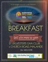 St Sylvester's Darkness Into Light Breakfast