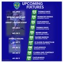 Upcoming Fixtures - Week ahead